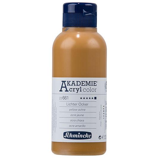 Schmincke - Akryl 250 ml - okkergul