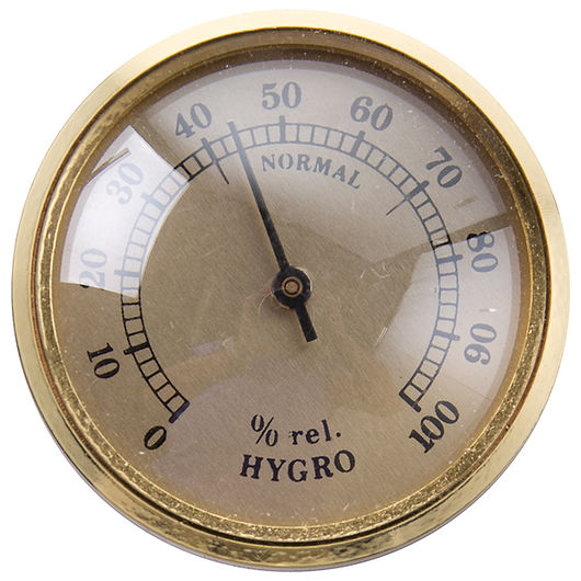 Hygrometer t/ rugemaskine 1202