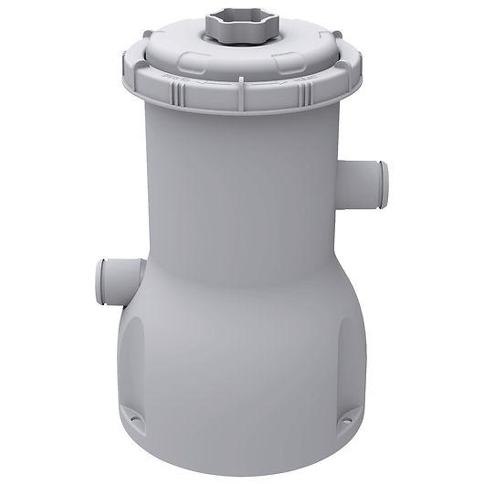 Filterpumpe til pool