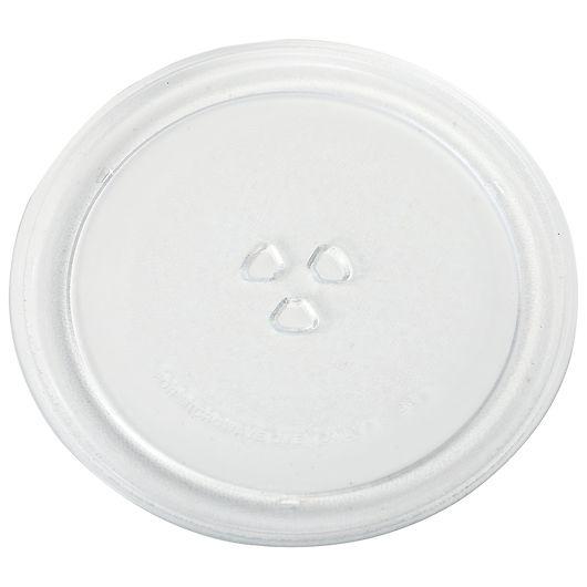 Glastallerken til mikroovn - Ø. 245 mm
