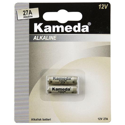 Kameda - Alkaline 12V A27 2-pak