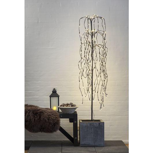 Nowel - Piletræ 240 LED 140 cm varm hvid