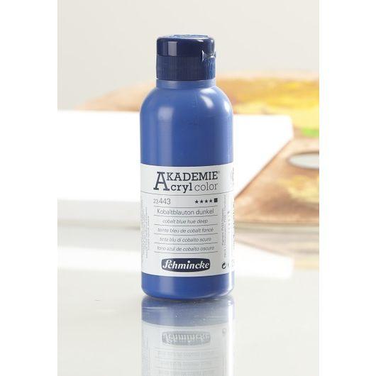 Schmincke - Akryl 250 ml - koboltblå