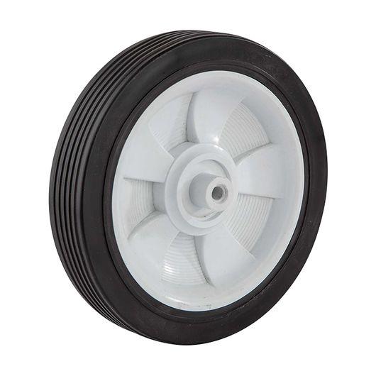 Hjul til foldbar trækvogn