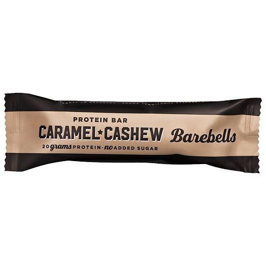 Barebells - Proteinbar 55 g - caramel cashew
