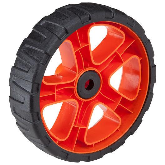 Baghjul til plæneklipper E137C