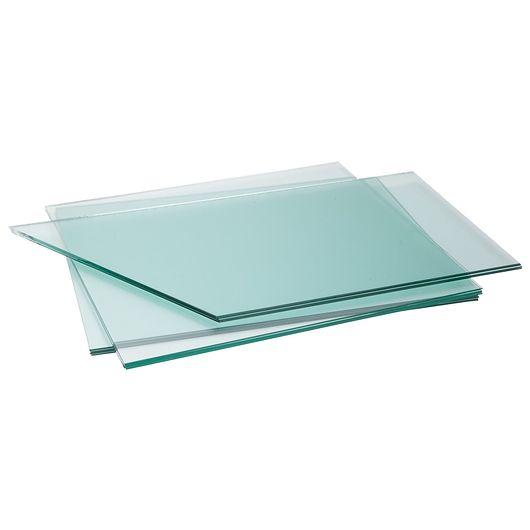 Glassæt til minidrivhus