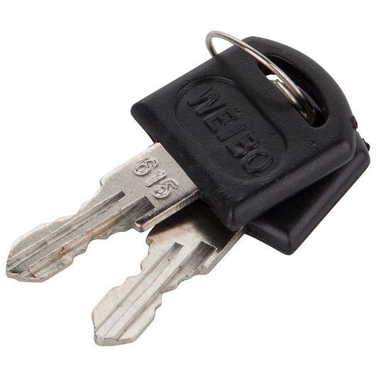 Nøgle til vinkøleskab