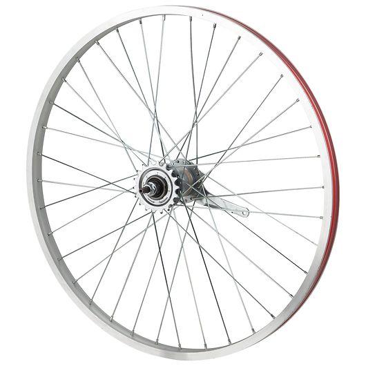 """Baghjul uden dæk til 24"""" City Tour-cykel"""