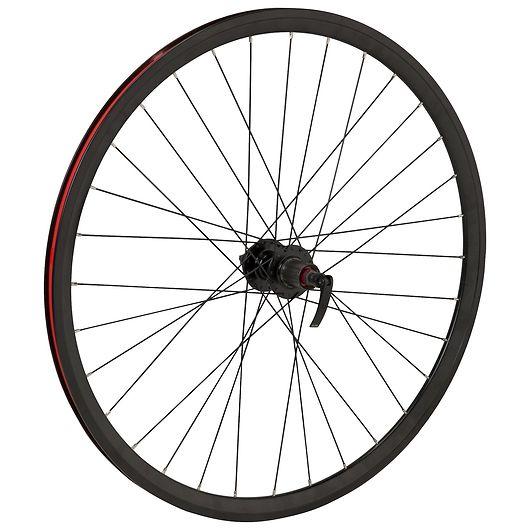 """Busetto - Baghjul uden dæk til 28"""" herrecykel"""