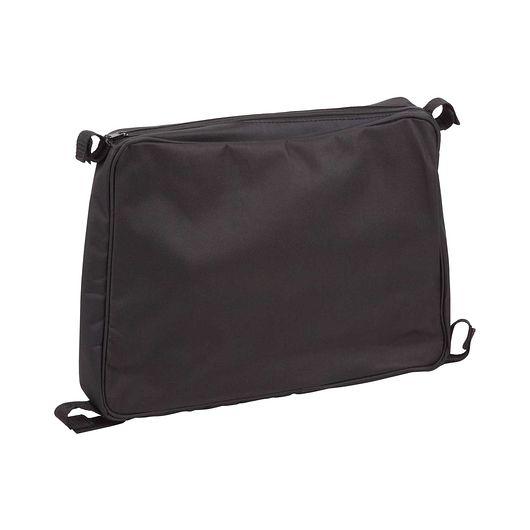 Taske med lynlås til letvægtsrollator