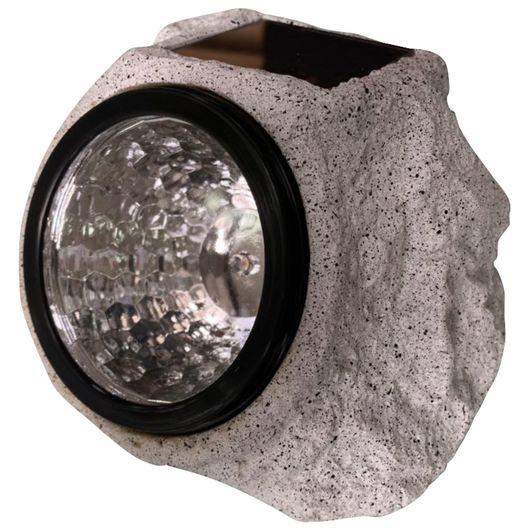 Sartano - Solcellelampe Faruk med LED H. 14 cm