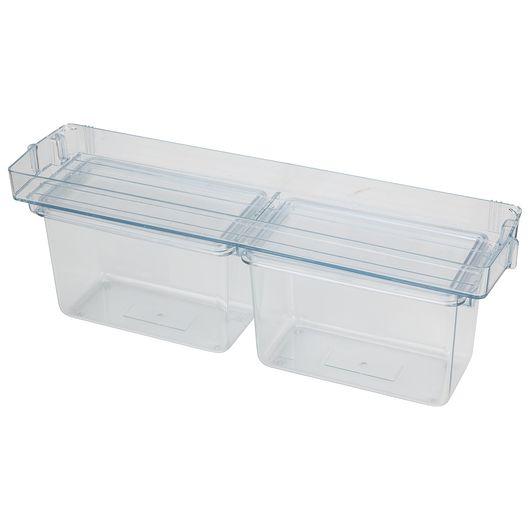 Hylde med 2 bokse til køleskab K350