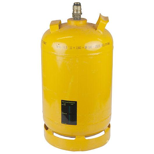Gaslevel-indikator