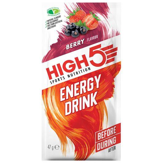 HIGH5 - Energidrik 47 g - bærsmag