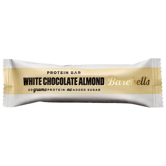 Barebells - Proteinbar 55g- white chocolate almond