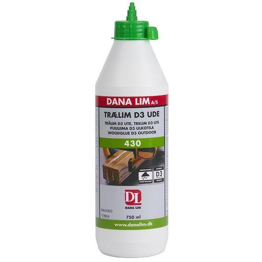 DANA LIM - Trælim D3 ude 750 ml