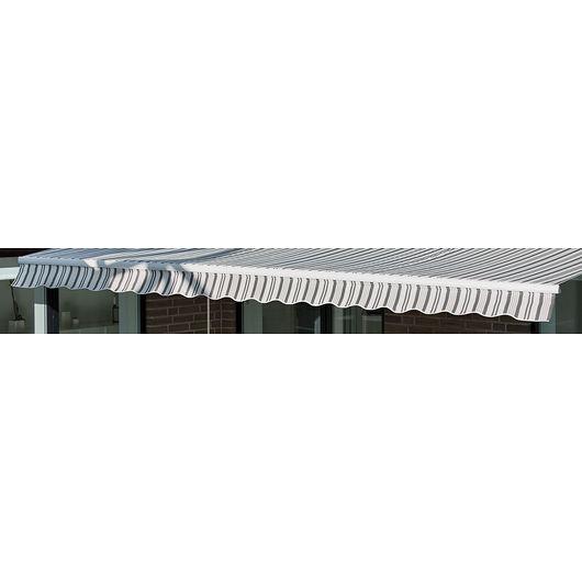 Tunge til markise 3,5 m grå/hvid