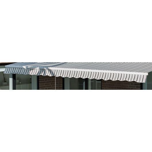 Tunge til markise 4,5 m grå/hvid
