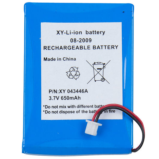 Batteri til walkie talkie 1344