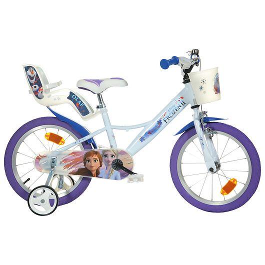 "Frozen 16"" børnecykel"