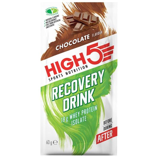 HIGH5 - Recoverydrik 60 g - chokoladesmag