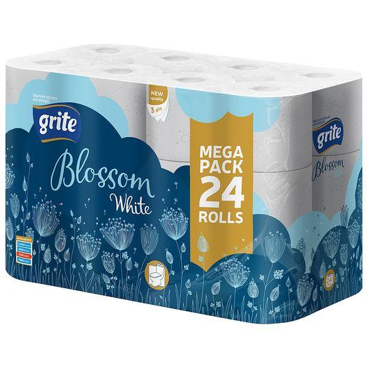 Grite toiletpapir 3-lags 24 ruller