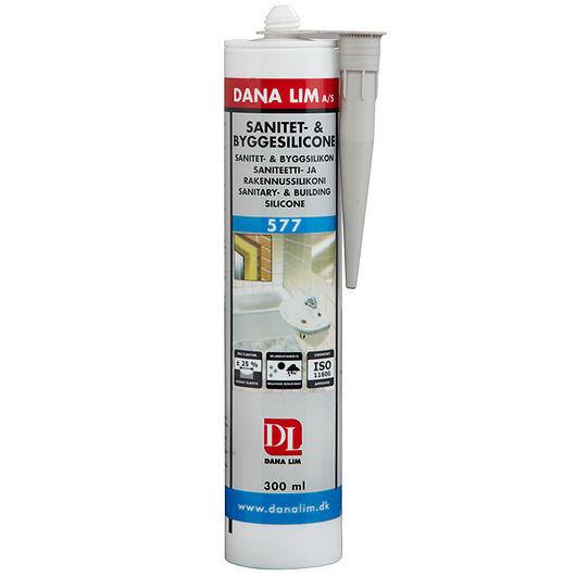 DANA LIM - Sani/byg-silicone grå 300 ml