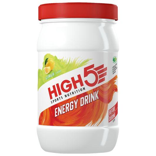 HIGH5 energidrik/-pulver - citrussmag 1 kg