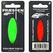 Præsten Classic gennemløber 7 g - grøn/orange thumb