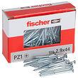 Fischer afbryderskrue 2,9 x 44 mm 100 stk. thumb